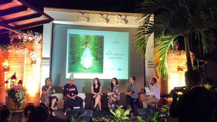 Peluncuran Aplikasi The Sunan Wedding