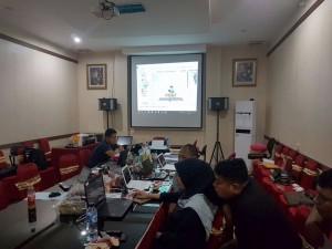 Persiapan dan Simulasi aplikasi ODRI untuk seleksi penerimaan POLISI tahun 2018